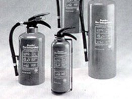 Fire Suppression System with Clean Gas