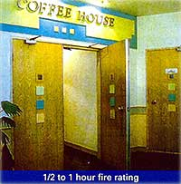 Fire Rated Door Supplier In Singapore