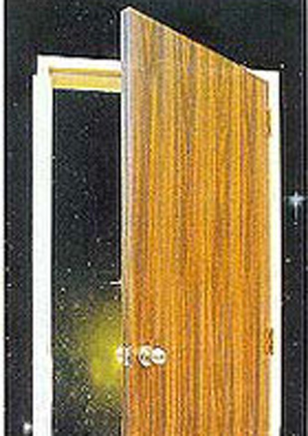 Fire Rated Metal Door Singapore
