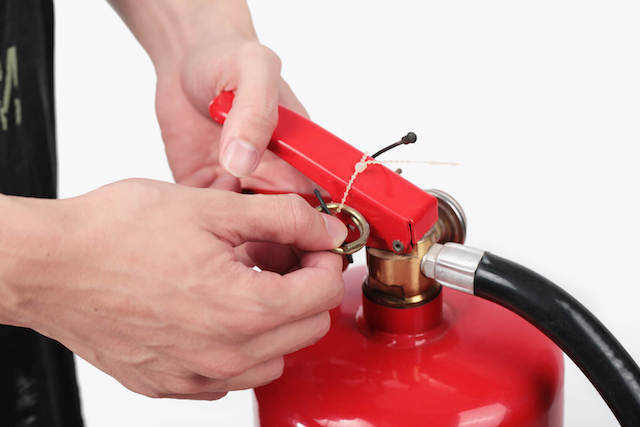 Type of Fire Extinguisher Singapore