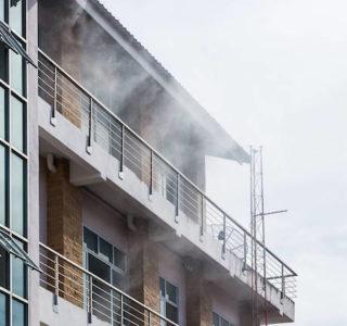 Smoke Curtain