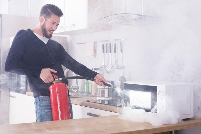 marine fire extinguisher