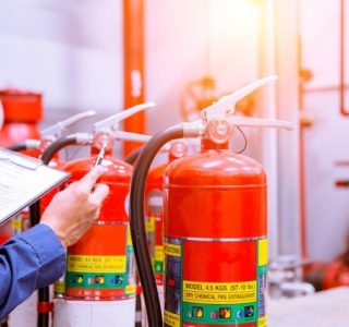 fire extinguisher maintenance Singapore